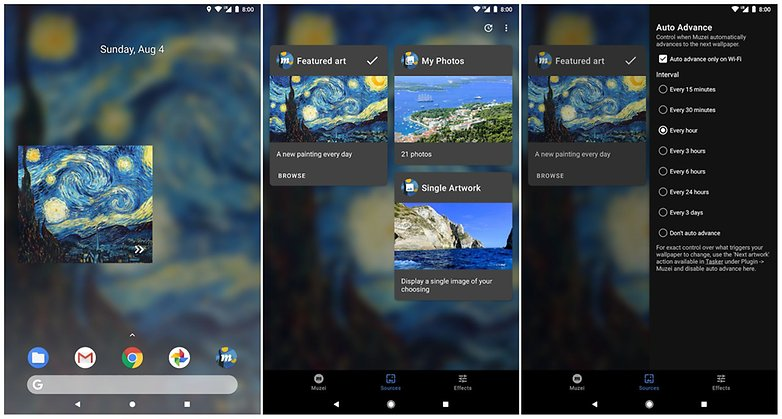 The best wallpaper changer apps for Android | AndroidPIT