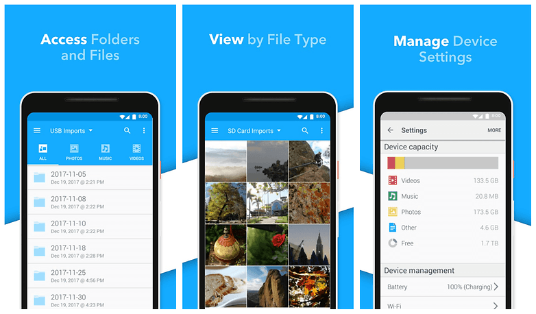 Best cloud storage solutions on Android smartphones | AndroidPIT