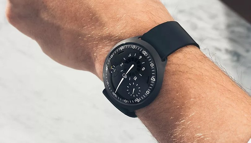 Ressence's $48,000 solar-powered smartwatch is out in April