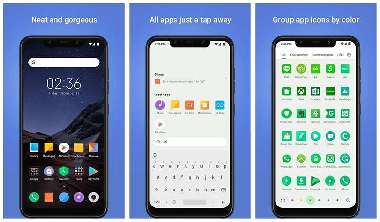 The best 7 launchers available on Android in 2019 | AndroidPIT