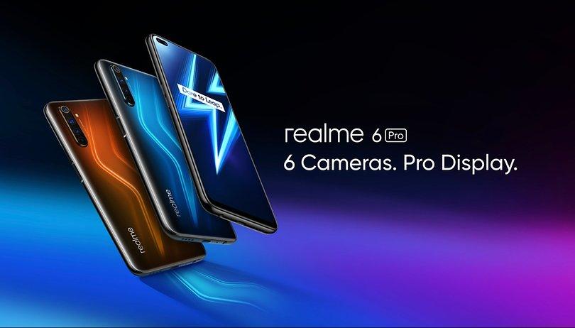 Realme 6 Pro : la sortie et précommande se précise