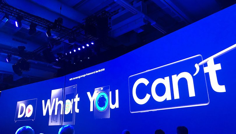 Samsung Developer Conference: a departure into the unknown