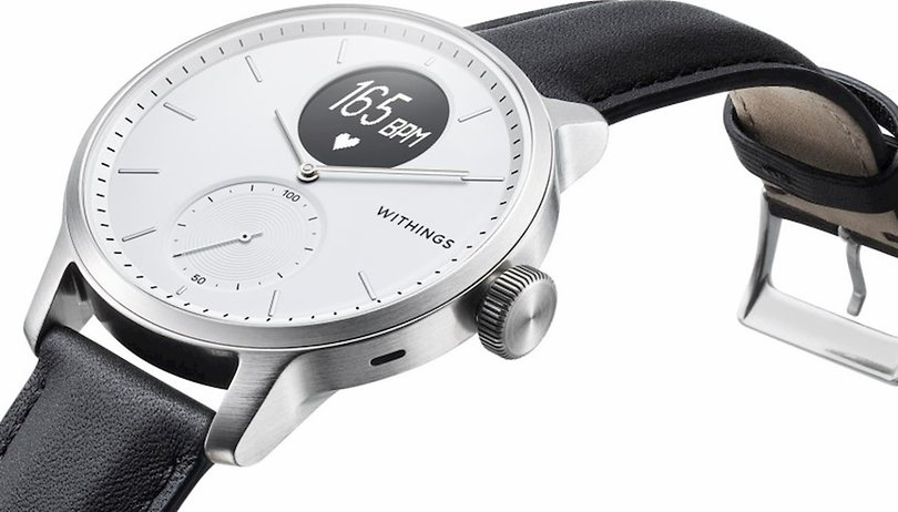 Withings launches new hybrid smartwatch to detect sleep apnea