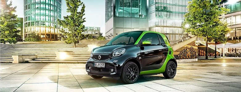 smart fortwo electric big