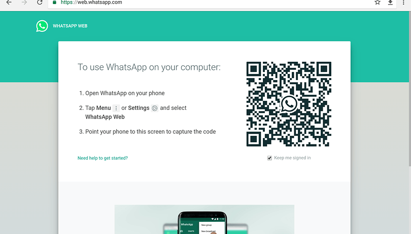 comment pirater whatsapp web