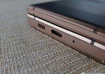 Samsung W2019: primo indizio di abbandono del jack audio su S10?