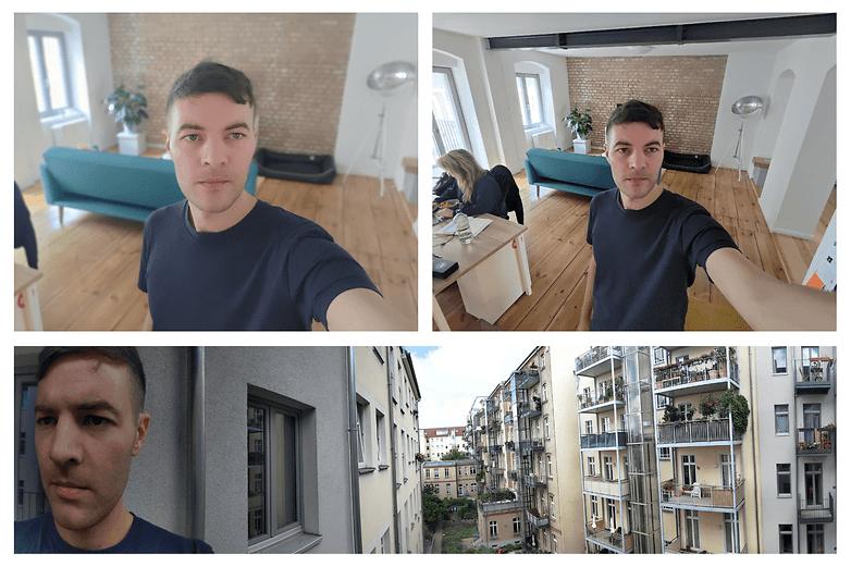 zenfone 7 pro selfies