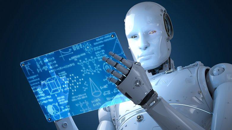 AI robot 13
