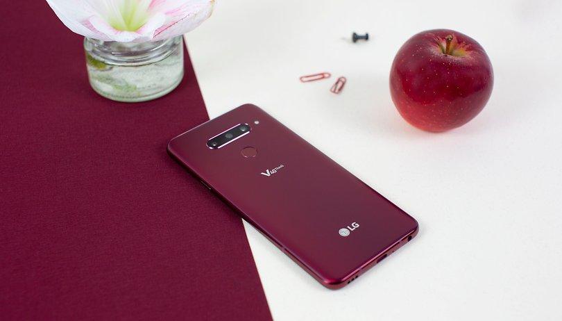 El LG V40 ThinQ llegará pronto a Europa