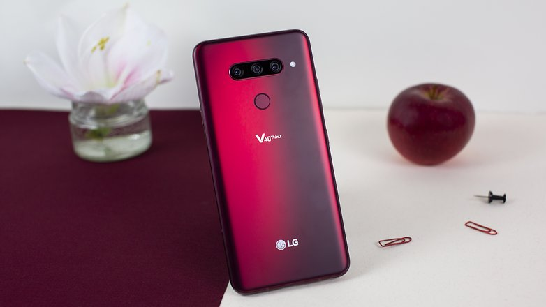 LG's head of mobile is being replaced less than a year later