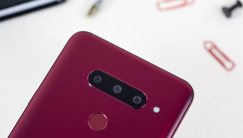 We have our first look at the 5G-ready LG V50 ThinQ