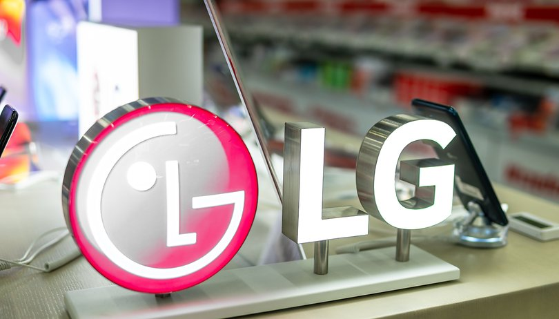 Le smartphone pliable de LG est de la pure science-fiction