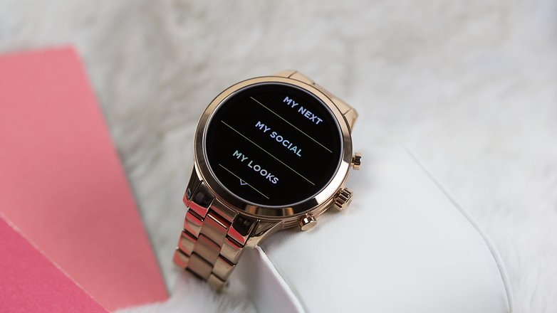 e46e4020b961 Michael Kors Access  the runway-ready smartwatch