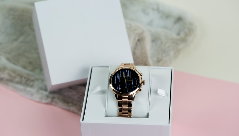 Michael Kors Access: the runway-ready smartwatch