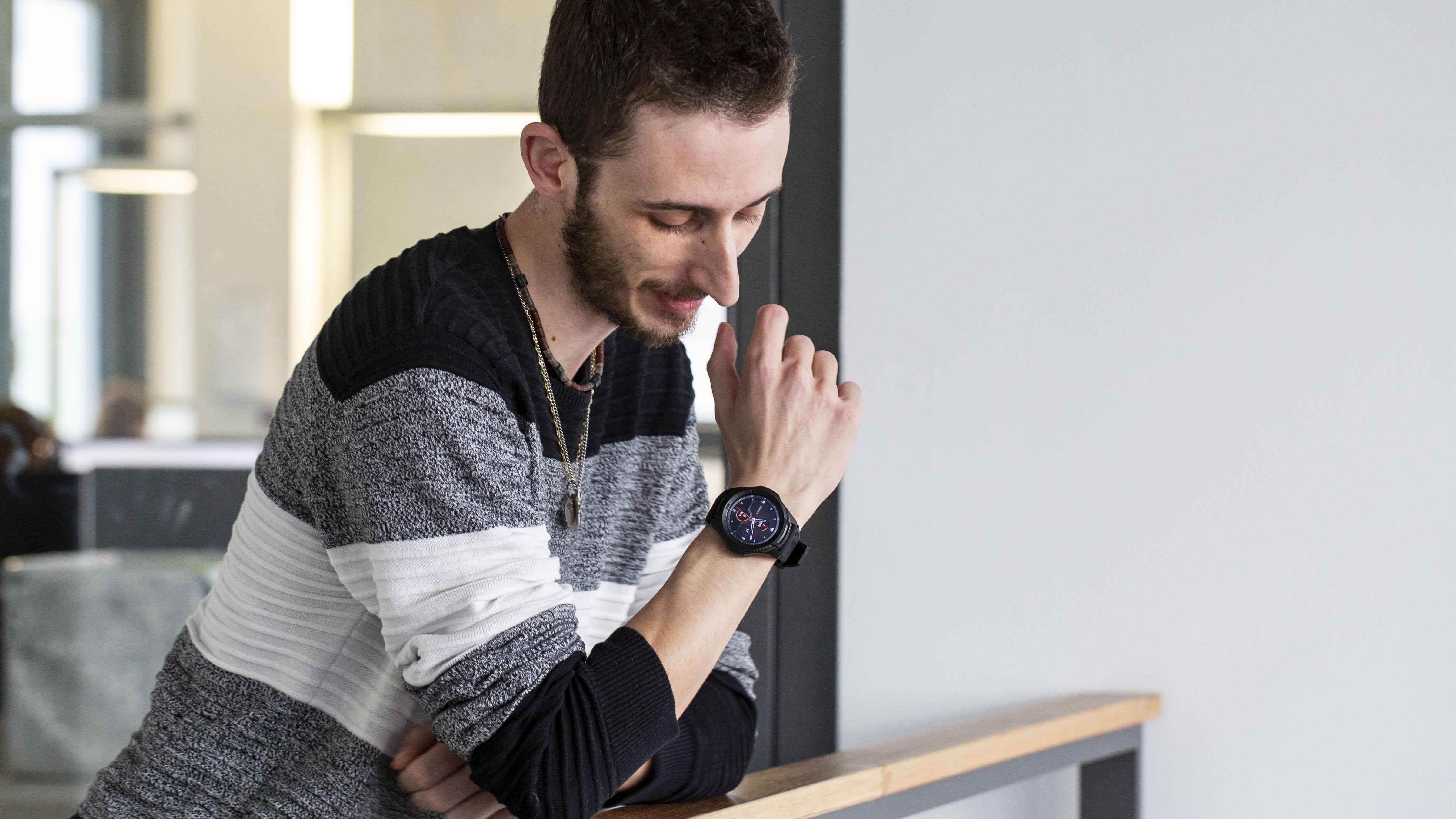 QnA VBage Ticwatch S2 im Test: Keine Überraschungen