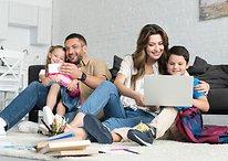 """La série """"Famille tout-écran"""" : Une vraie opportunité pédagogique ?"""