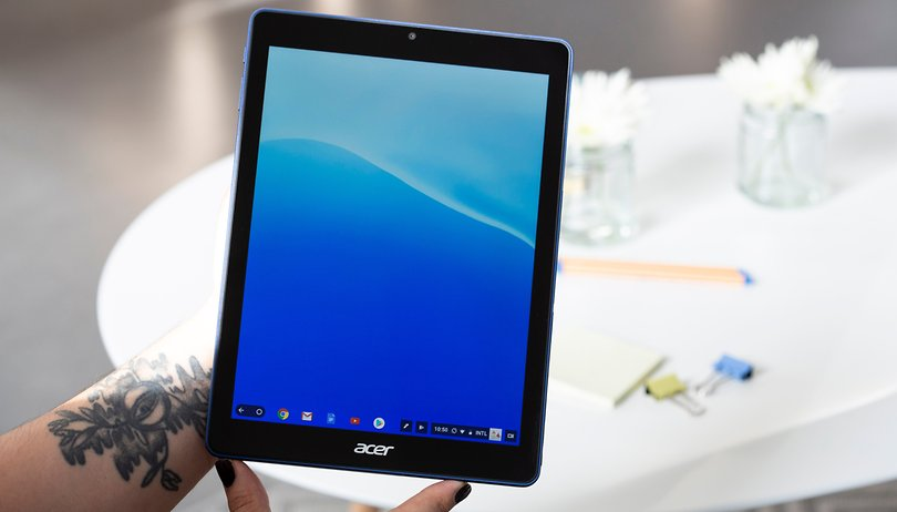 Acer Chromebook Tab 10 review: stay in school