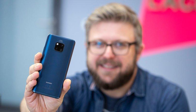 100 giorni con Huawei Mate 20 Pro: scattante come il primo giorno!