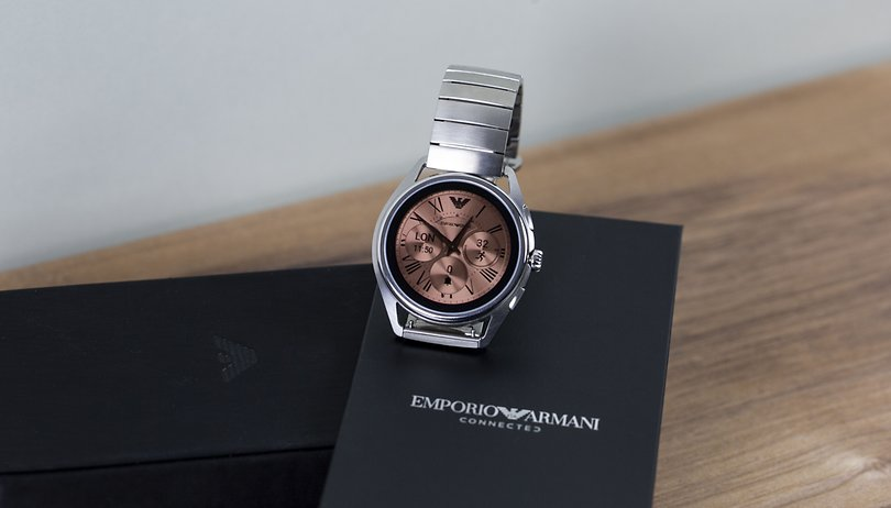 Emporio Armani Connected review: just another pretty face