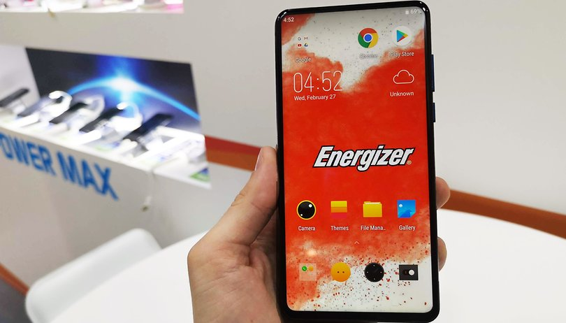 Energizer Power Max P18K Pop: hands-on with the battery beast