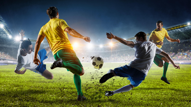 Ich Möchte Fußball Spielen