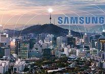 Ecco come potrebbe essere il primo smartphone Samsung con tacca