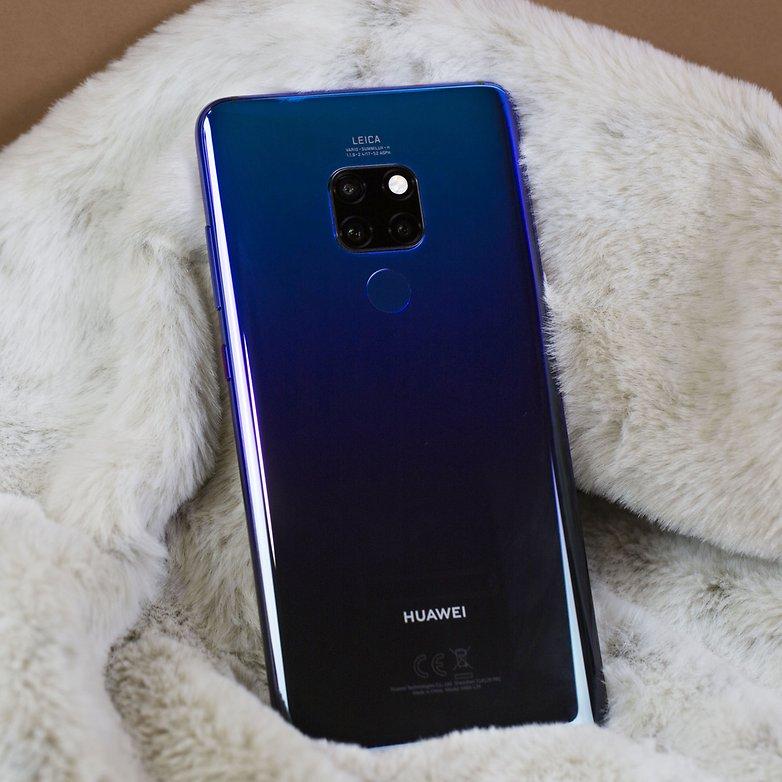 Huawei mate 20 twilight instagram