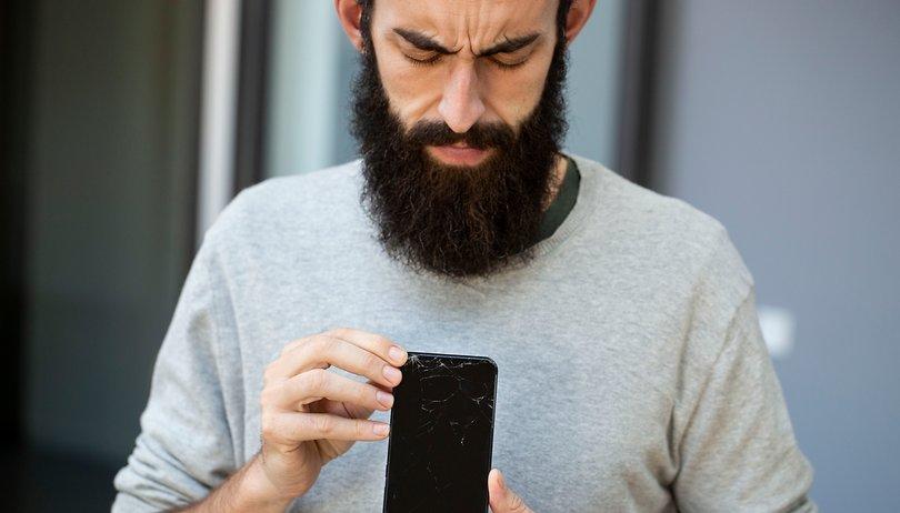 Cómo recuperar archivos de un smartphone roto