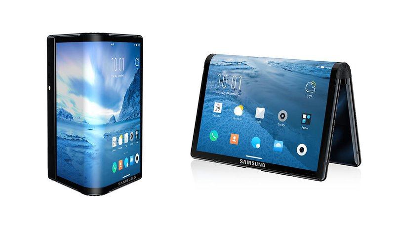 Why the foldable display could spell trouble for Android