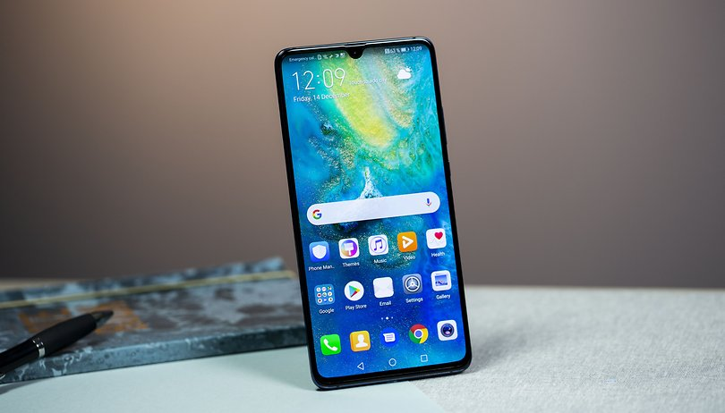 Huawei Mate 20 X: performance, gaming and stamina | AndroidPIT