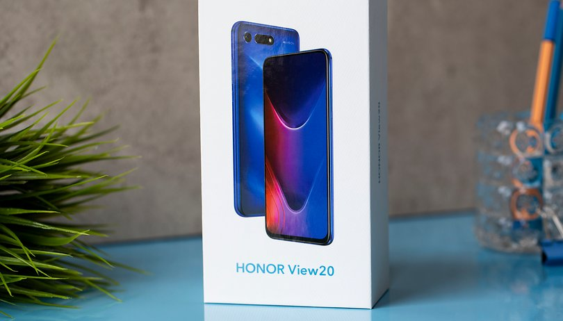 Honor View20 review: welcome to the future