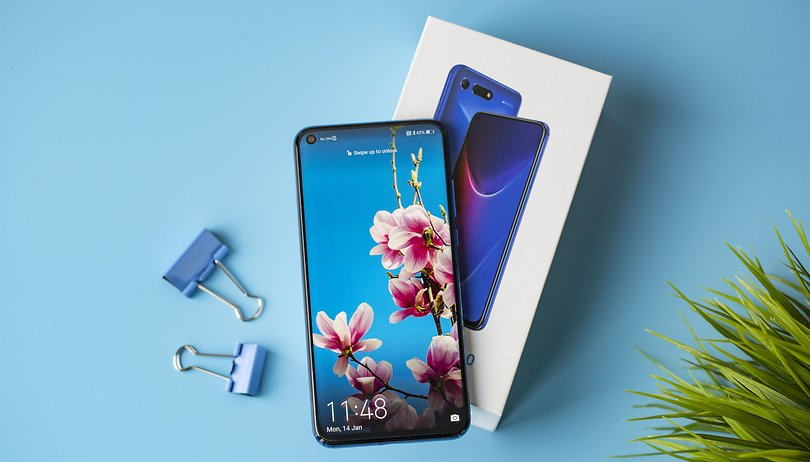 Honor View 20: uma amostra do que será o Galaxy S10?
