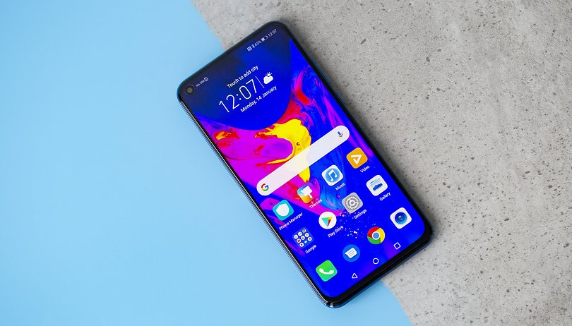 Honor 20 Pro leaked as first hands-on accidentally goes live