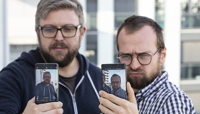 Huawei Mate 20 Pro vs. Samsung Galaxy Note 9: Der Kampf der Titanen
