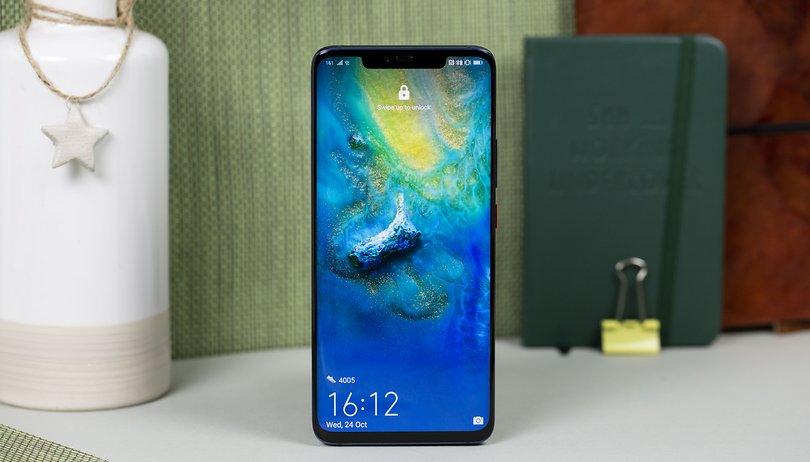 Gluegate: display issue could stain Mate 20 Pro's reputation