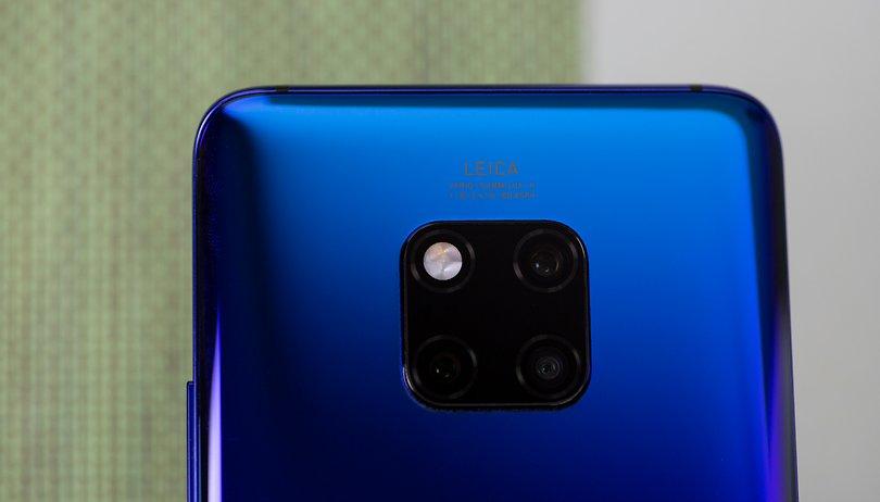 Le Huawei Mate 20 Pro devrait recevoir Android Q