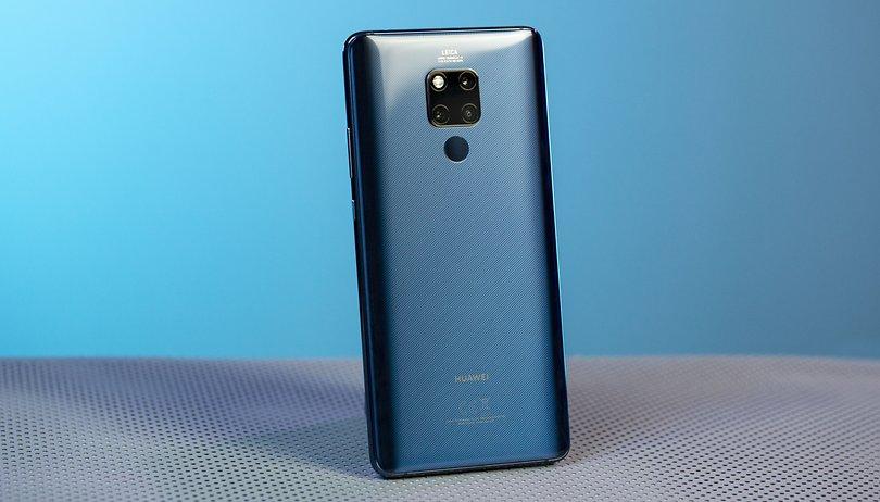 Mate 20 será o primeiro lançamento da Huawei no Brasil em maio