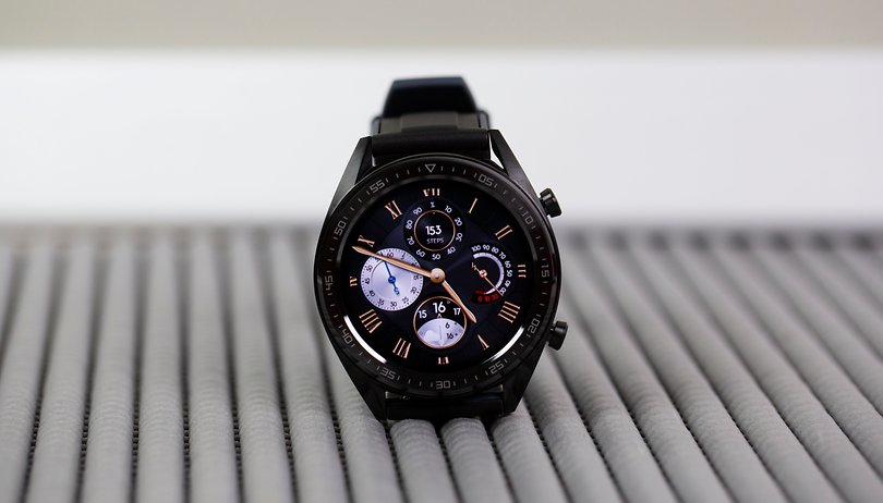 Huawei Watch GT: can't do much, but maybe that's a good