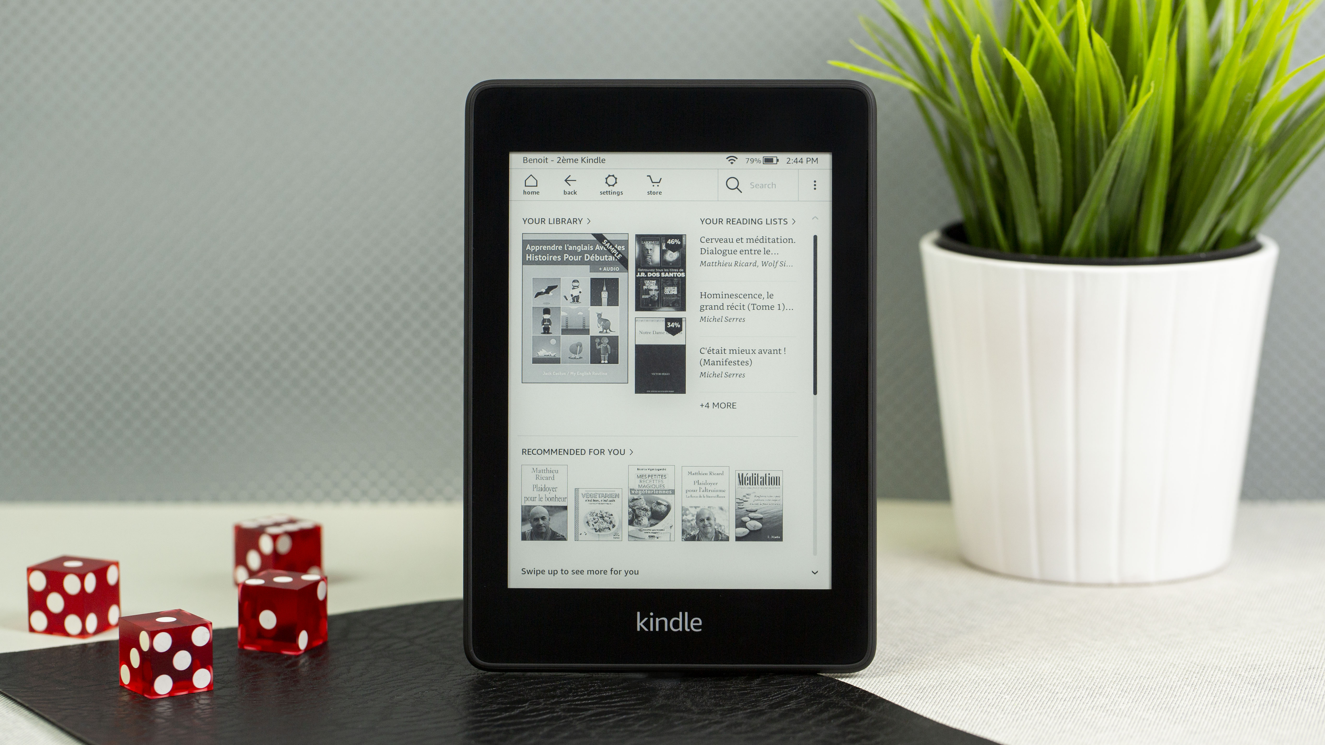 Kindle Paperwhite 2018 Is It The Best E Reader Out There