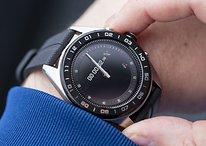 Test de la LG Watch W7 : la fusion de deux mondes