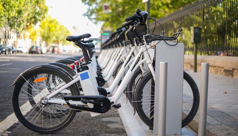 Frenos malos, aplicaciones malas: las bicicletas de alquiler suspenden