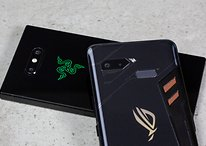 Razer Phone 2 vs Asus ROG Phone: choose your weapon