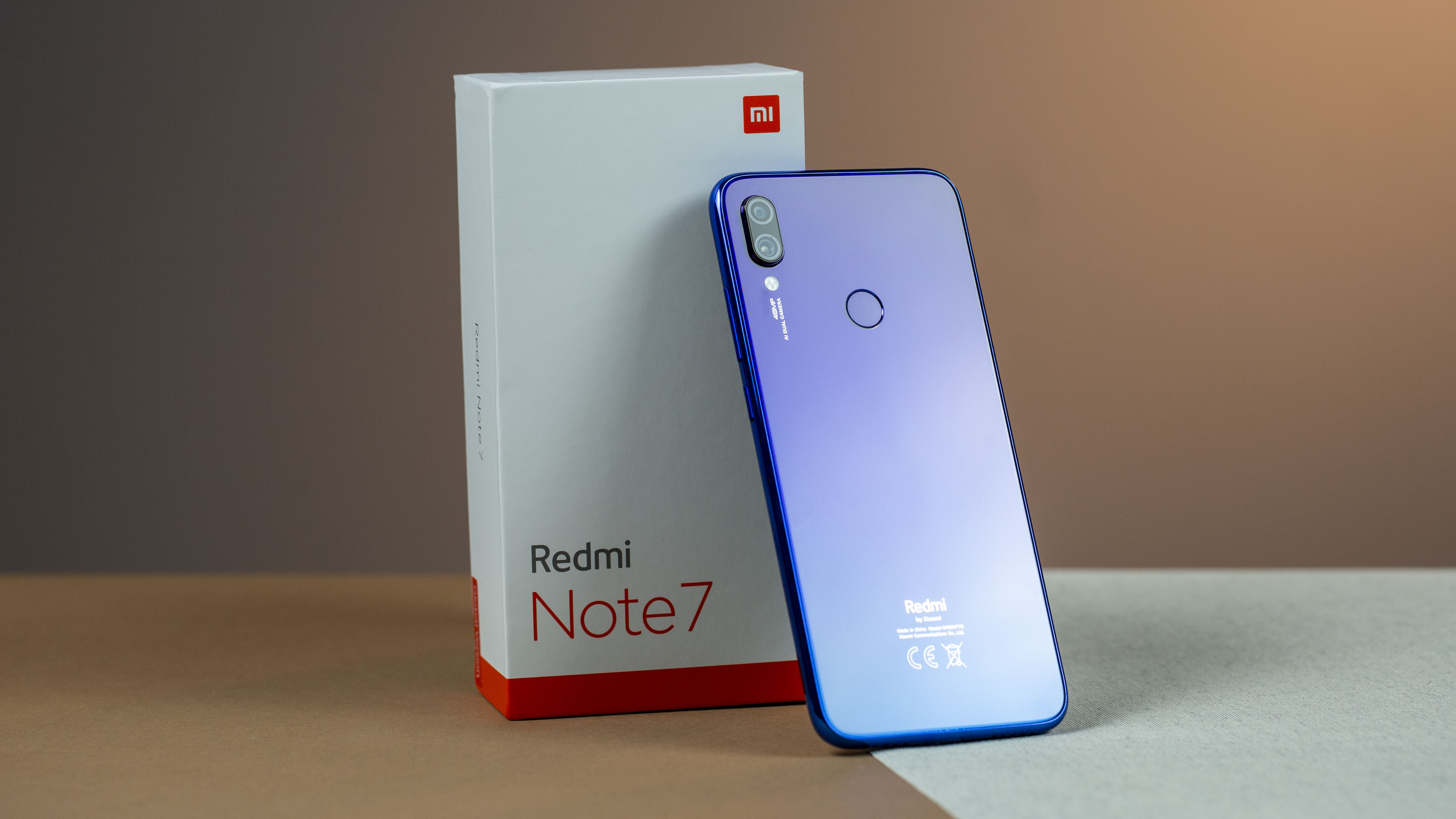 Камера redmi note 7