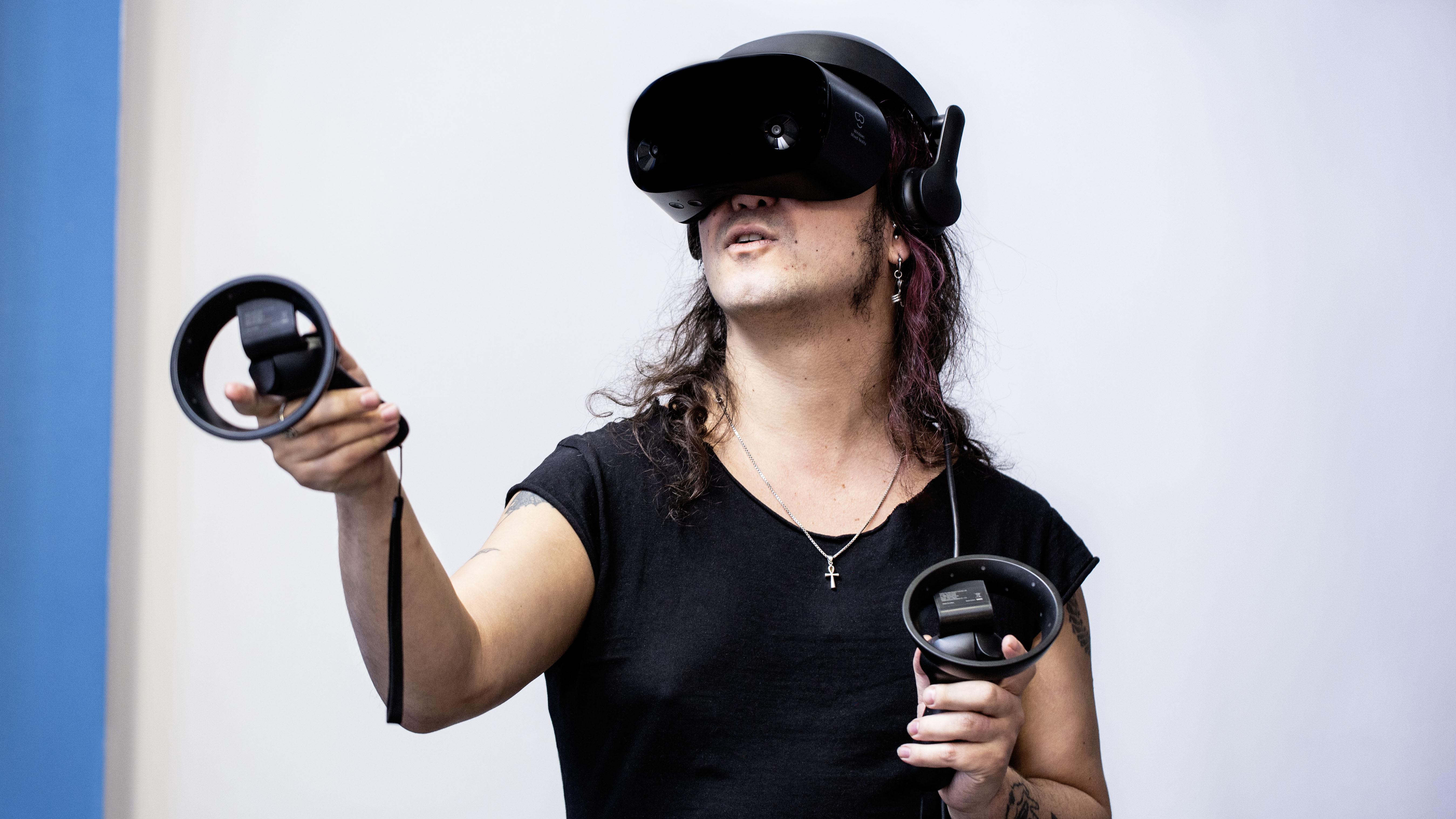 Virtual Reality wird endlich sozial: Holo-Deck, wir kommen!