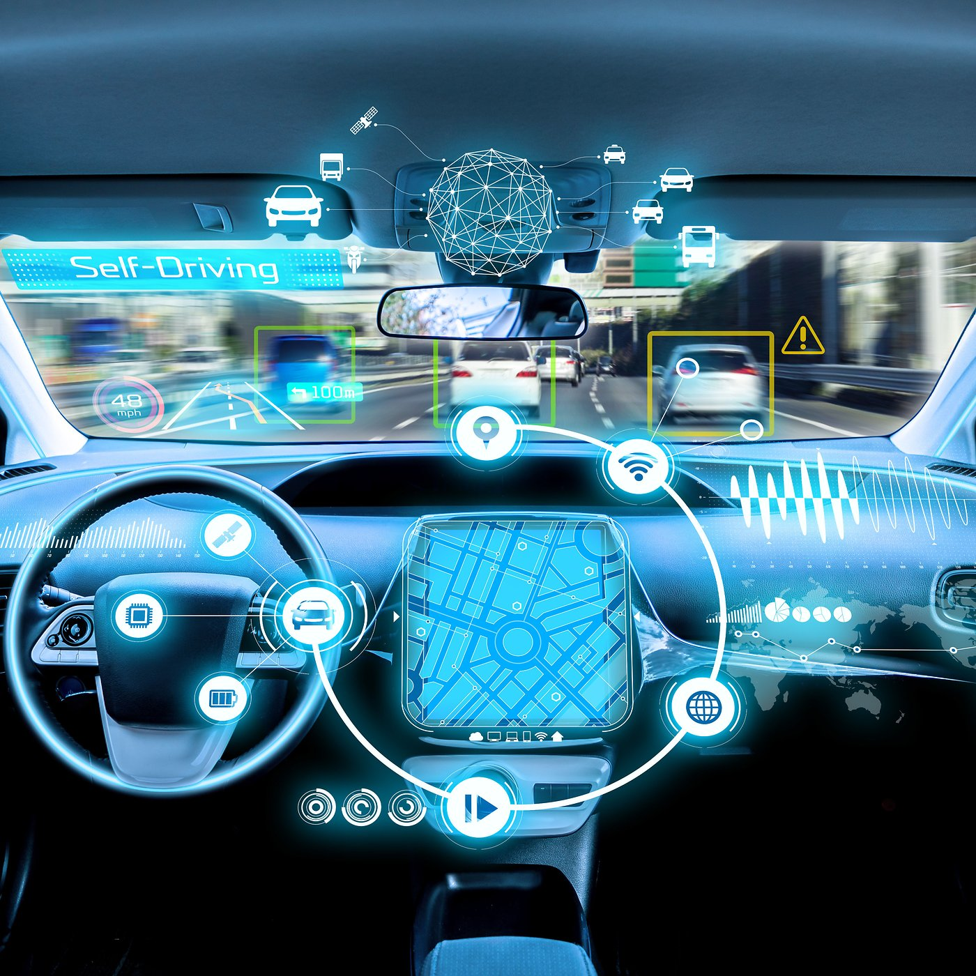 The 5 strongest arguments for a self-driving future | AndroidPIT
