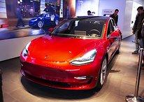 Tesla Model 3 può ora essere guidata in Europa