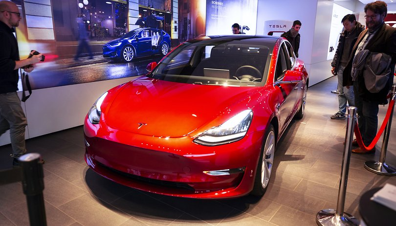 La Tesla Model 3 peut maintenant rouler en Europe