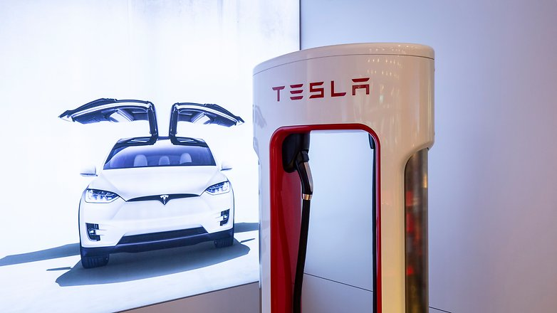 Tesla 3 car 12