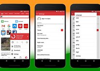 Opera for Android with integrated VPN is now available