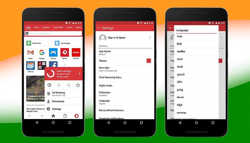 Opera per Android con VPN integrata ora disponibile